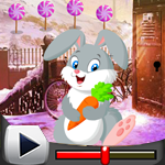 G4K Cute Rabbit Rescue Ga…